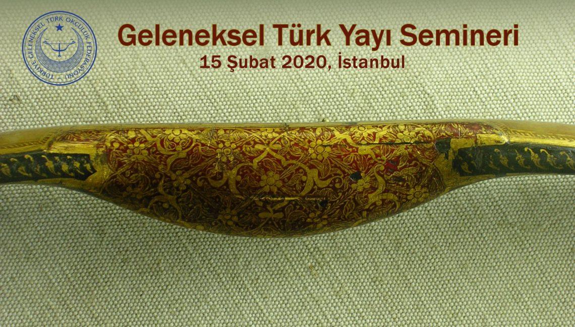 Geleneksel Türk Yayı Semineri