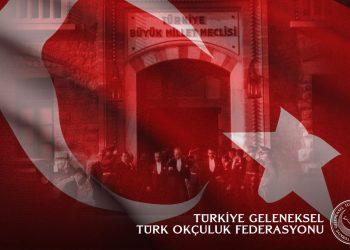 23 Nisan Ulusal Egemenlik ve Çocuk Bayramı'nın 100. Yılını Çoşku ile Kutluyoruz